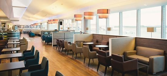 Manchester Airport Terminal 1 Aspire Airport Lounge
