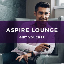 Aspire Lounge Gift Voucher
