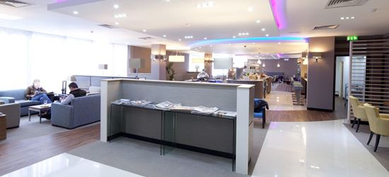 The Club Aspire Lounge Gatwick Airport North Terminal
