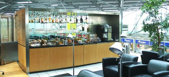 The Airport Lounge in Cologne Bonn Airport