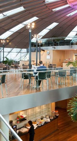 The Skyview Airport Lounge in Basel Mulhouse Freiburg EuroAirport