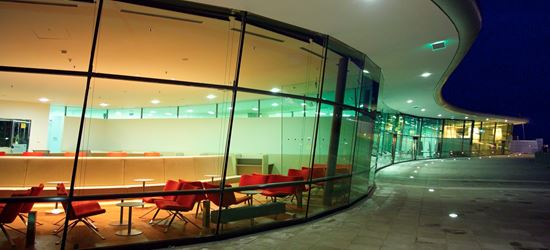 The VIP Airport Lounge in Graz Airport