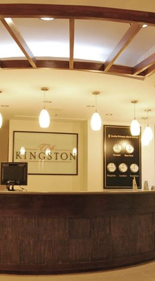The Club Kingston Airport Lounge at Norman Manley International Airport