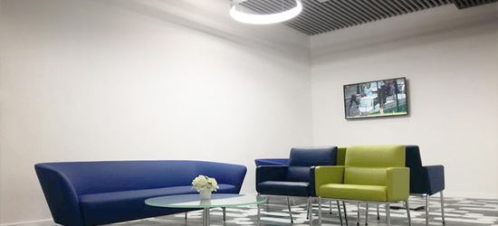 One of our executive lounges
