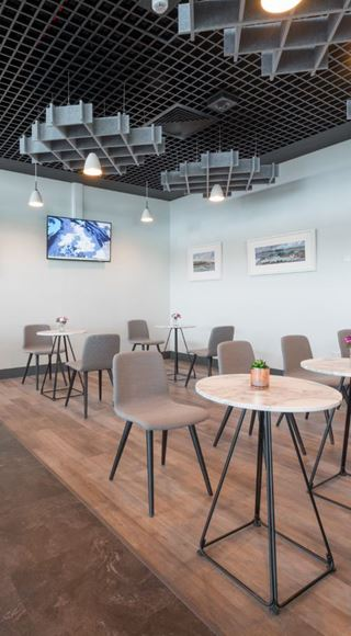 Cork Aspire Further Seating Areas