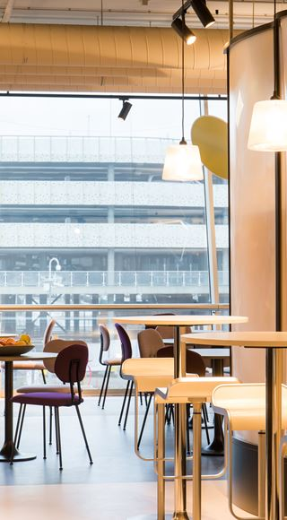 Eindhoven Airport Aspire Lounge