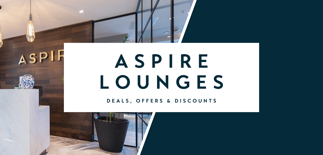 Aspire Lounges Discounts And Offers