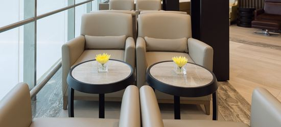 Airport Lounges Dubai