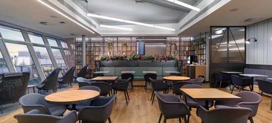 New Club Aspire Lounge Gatwick Airport South Terminal
