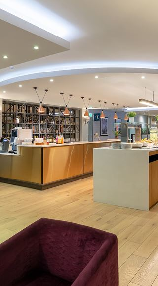Club Aspire Lounge Gatwick Airport North Terminal